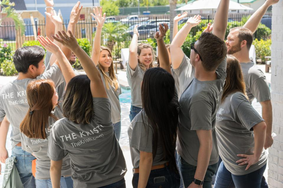 campus life and style-best workplaces texas 2019