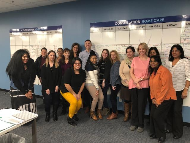 Constellation Health Services-Best Workplaces Healthcare 2019