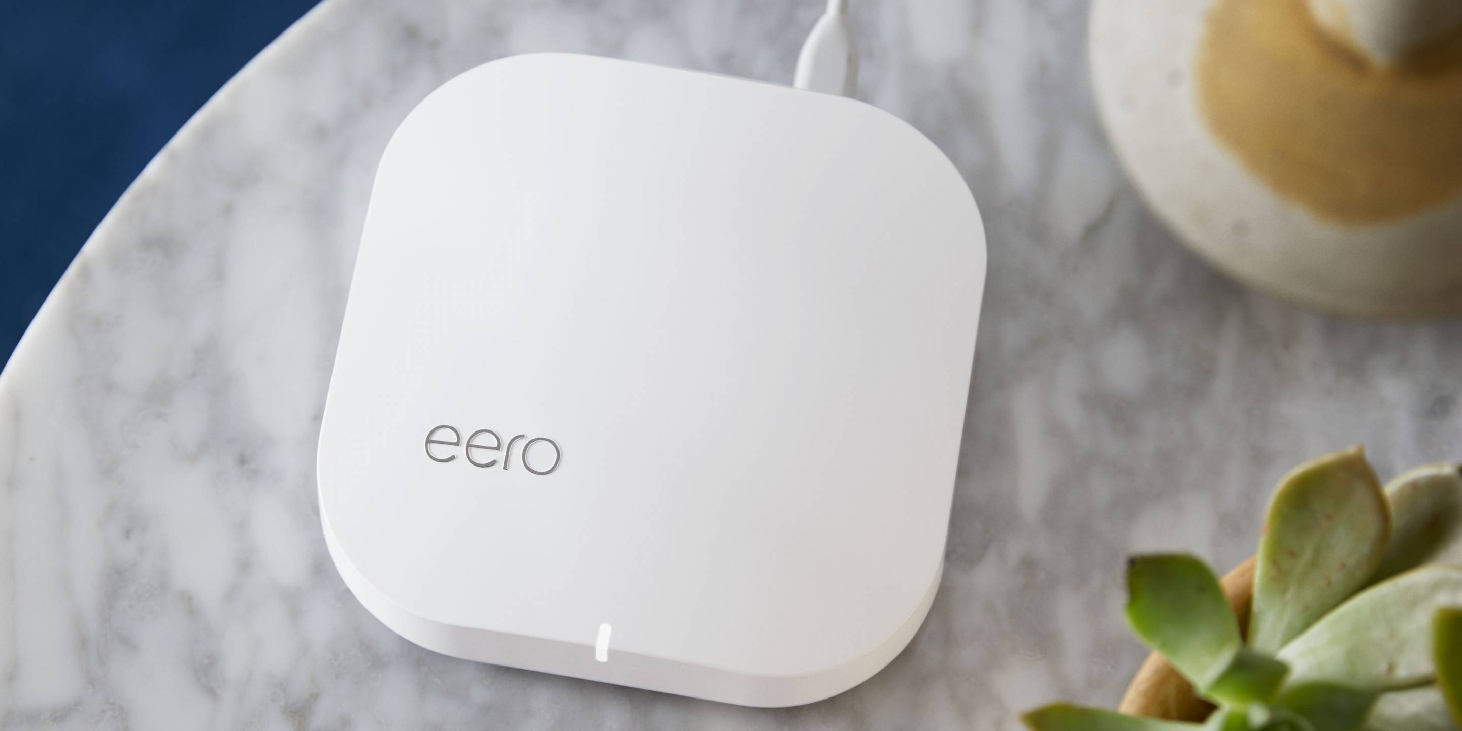Amazon is acquiring wifi startup Eero, which makes mesh routers, works with smart home network devices such as Amazon Echo, powered by Alexa.