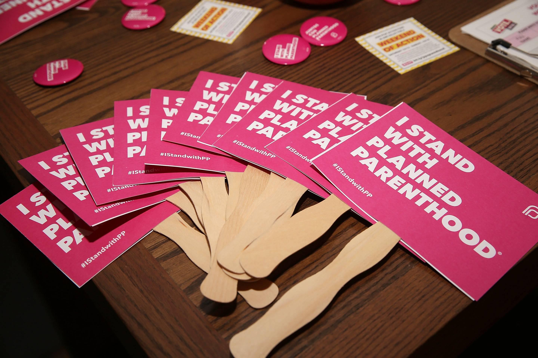 Planned Parenthood Advocacy Project LA County's Politics, Sex, & Cocktails