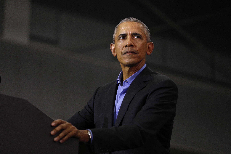 Former President Obama