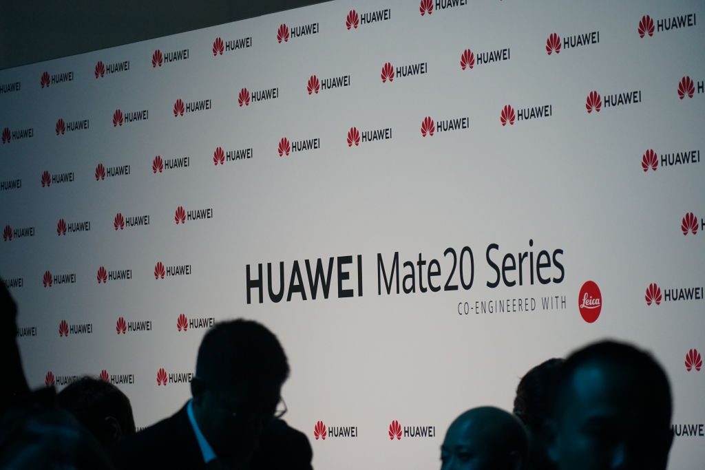 Huawei Unveils Mate 20 And Mate 20 Pro In London