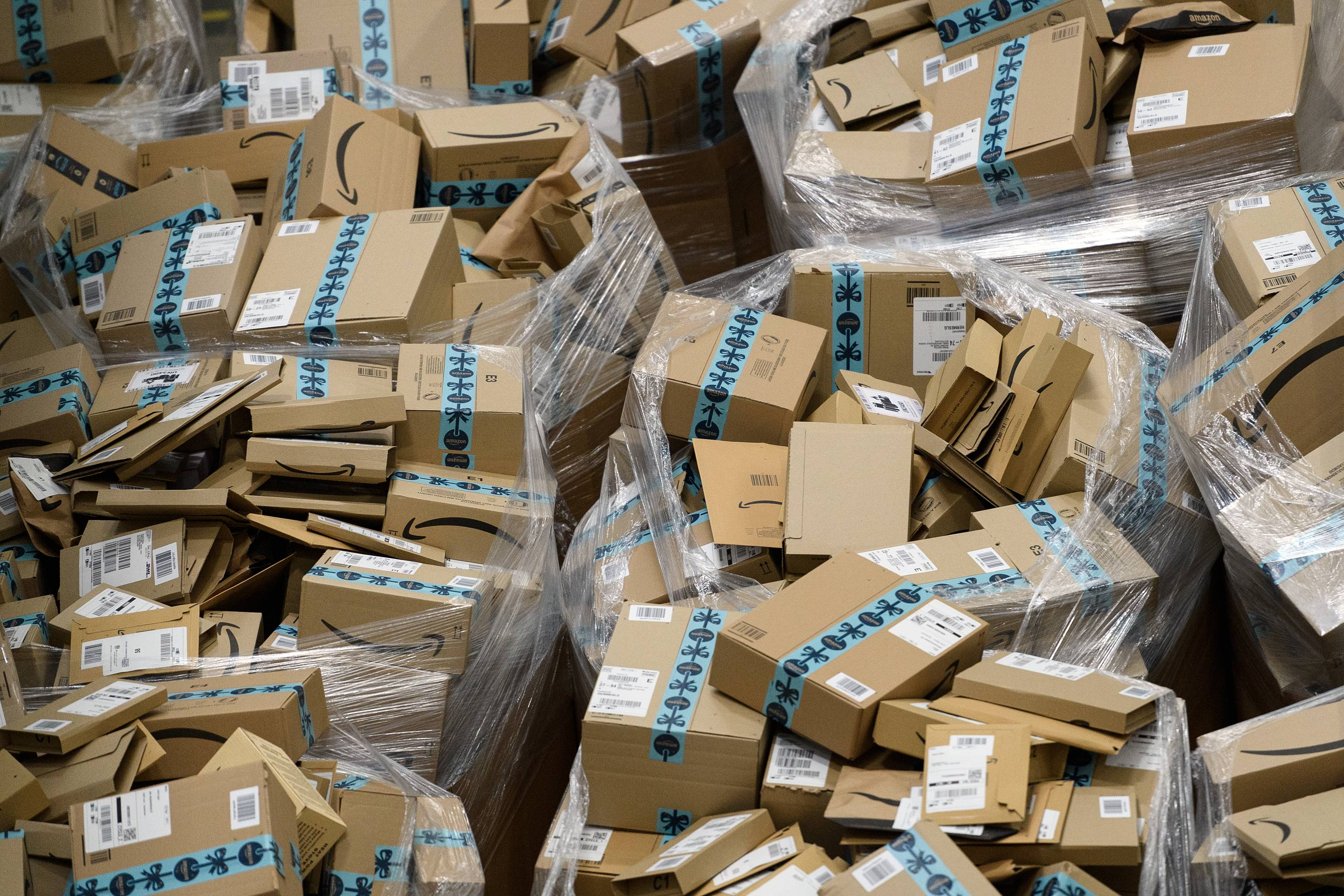 Amazon Regulatory Filing Lists Shipping as a Co  Industry