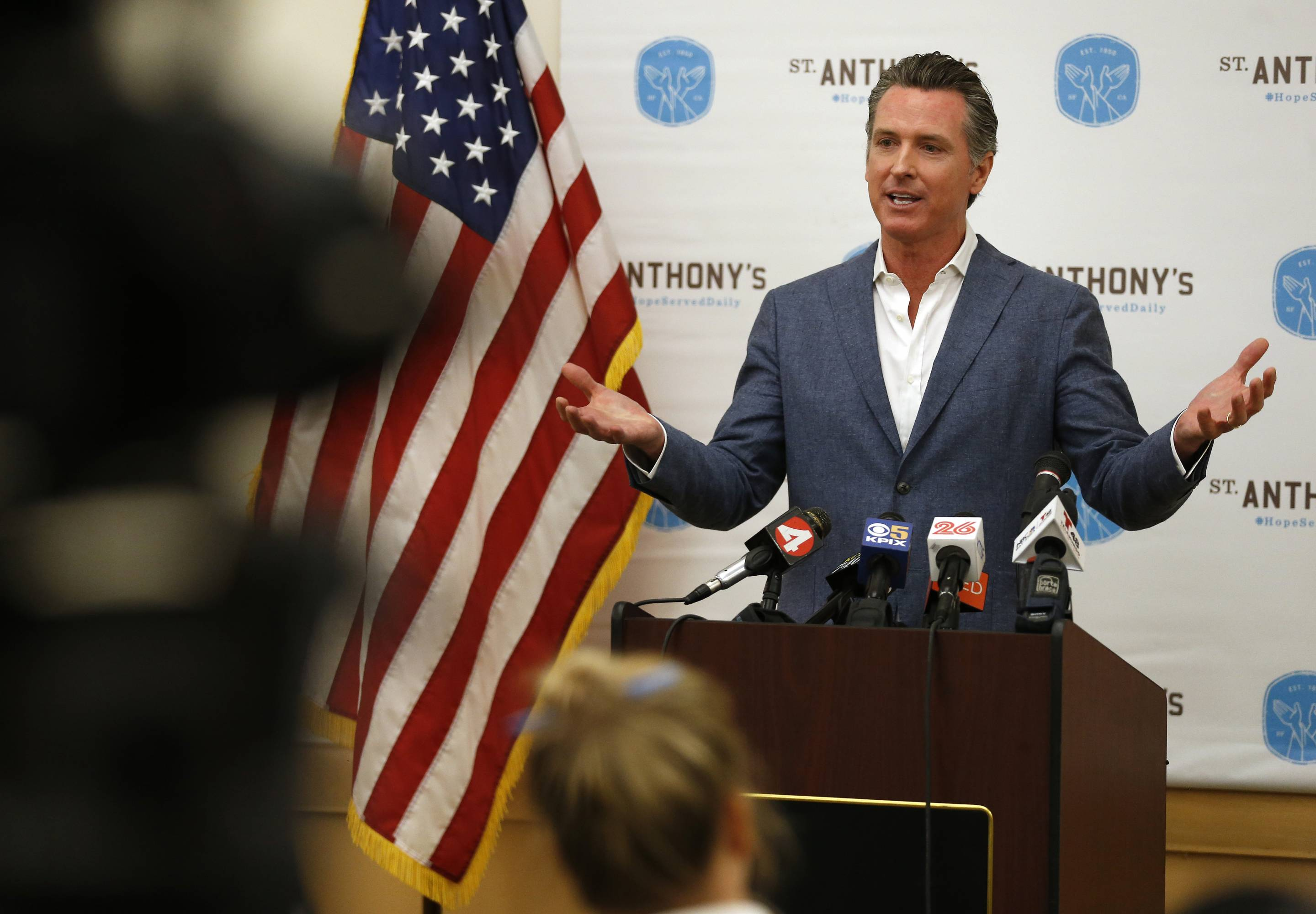 California Gov  Newsom to Pull National Guard Troops from