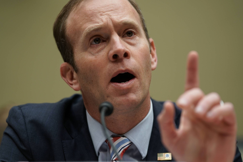 FEMA Administrator Brock Long Testifies At House Hearing On Disaster Response