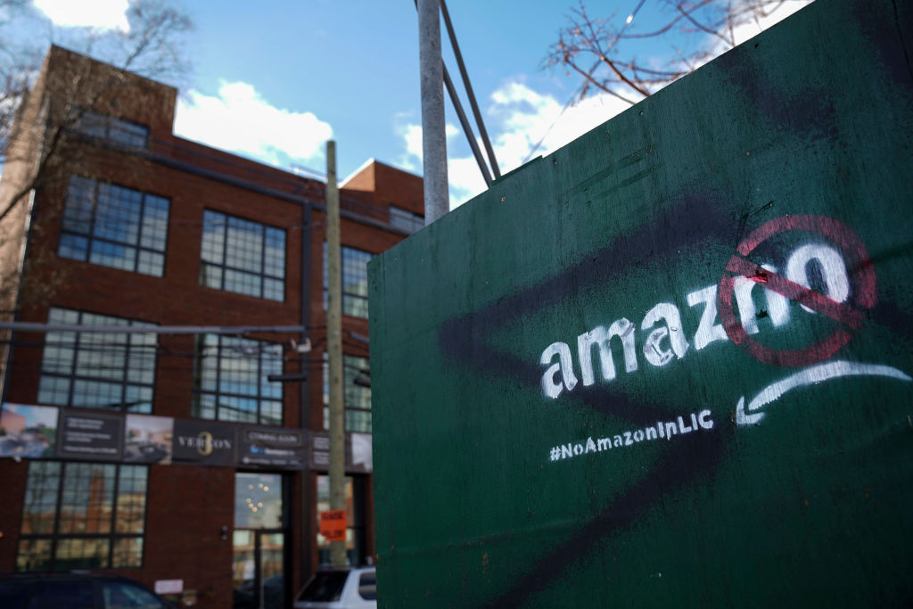 Long Island City's Faces Changes With Amazon Selecting Neighborhood For New HQ