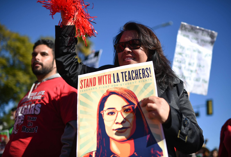 United States labor strikes