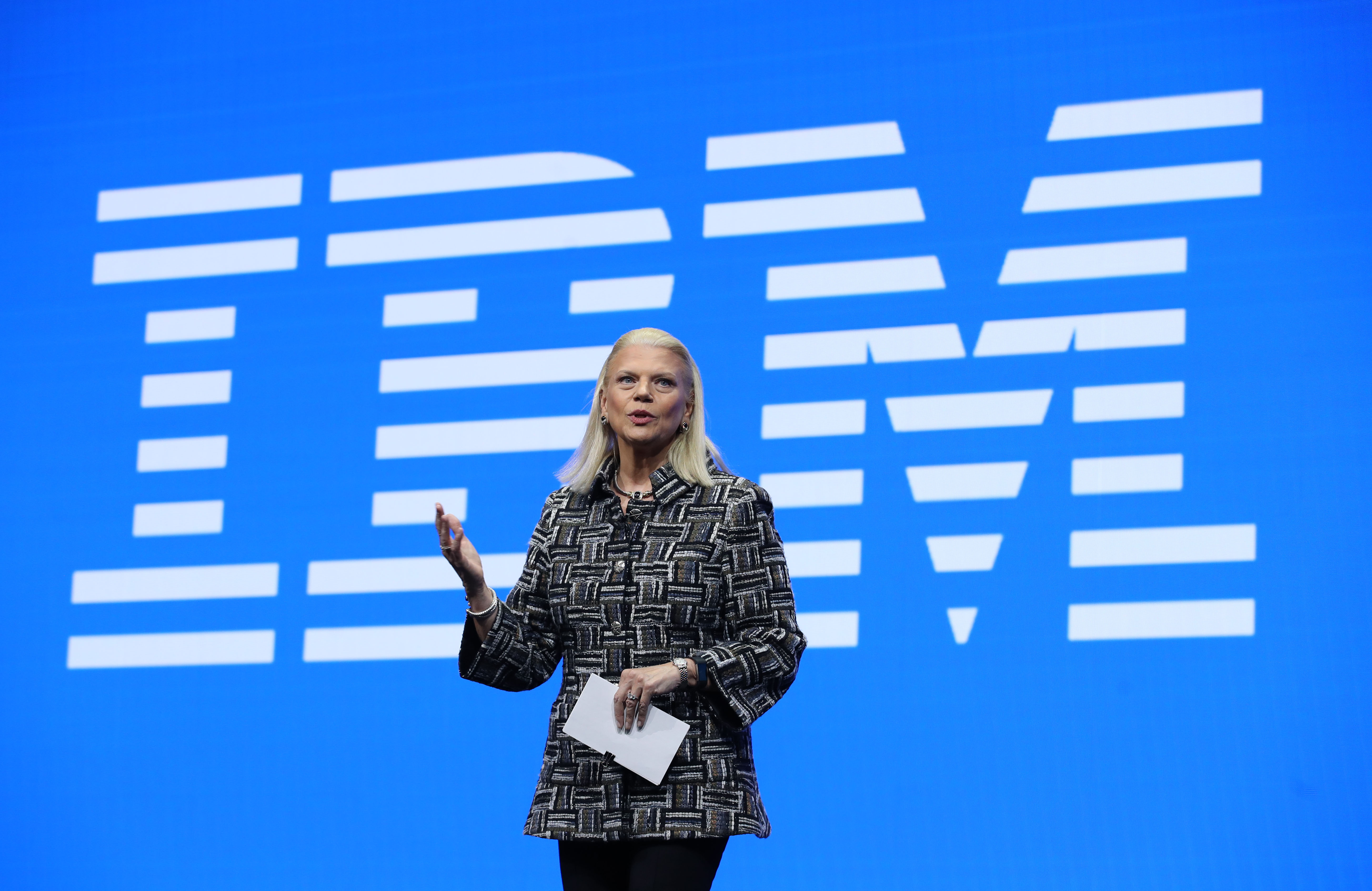 IBM CEO Says Company 'Never Overpromised' on Watson A I