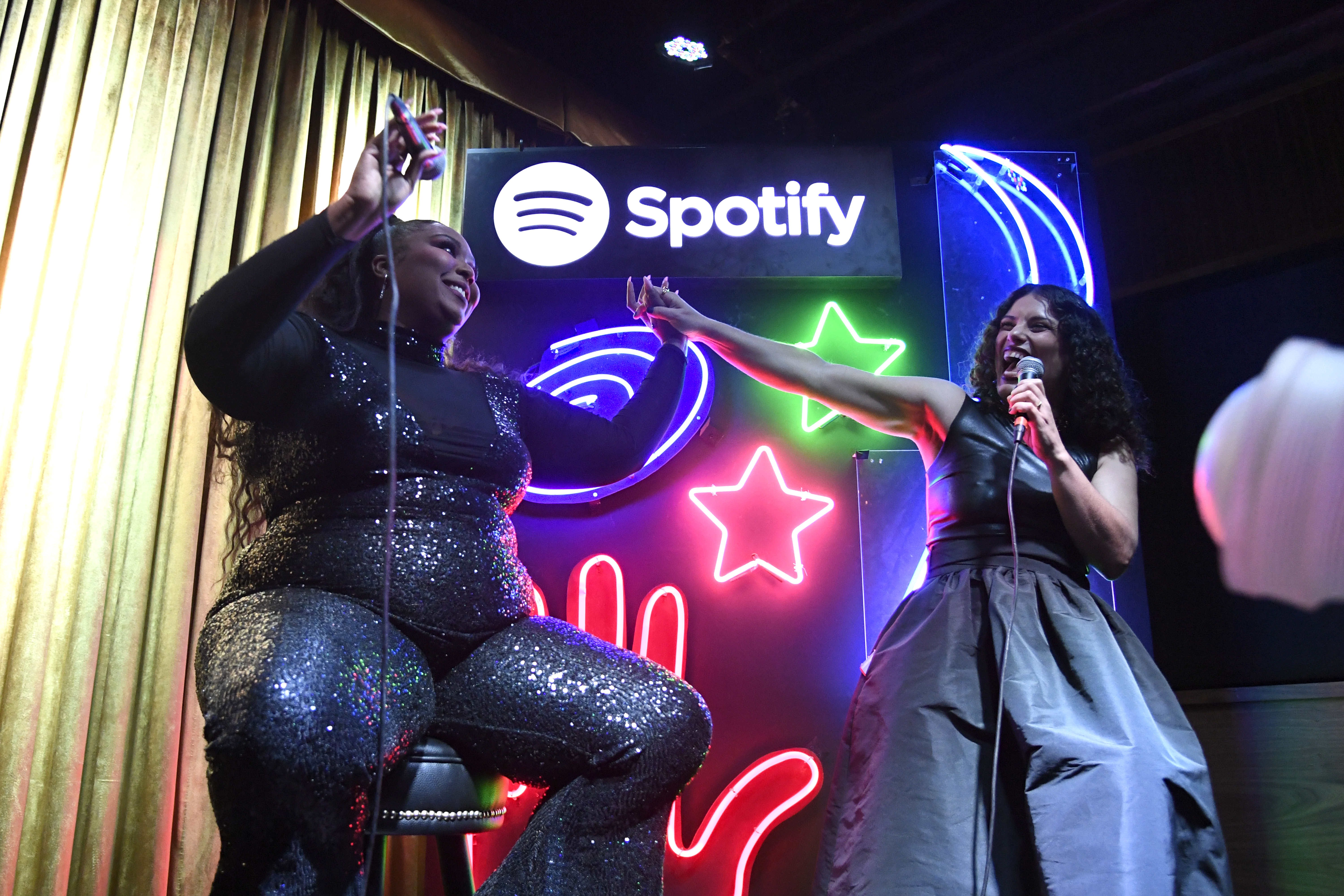 Spotify Cosmic Playlist Launch Event