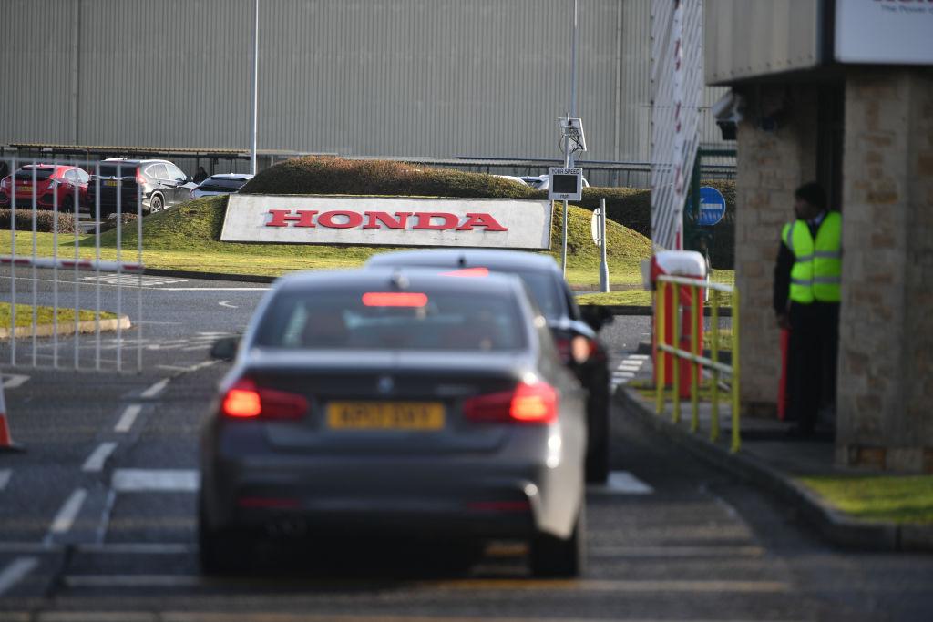 Swindon Honda plant