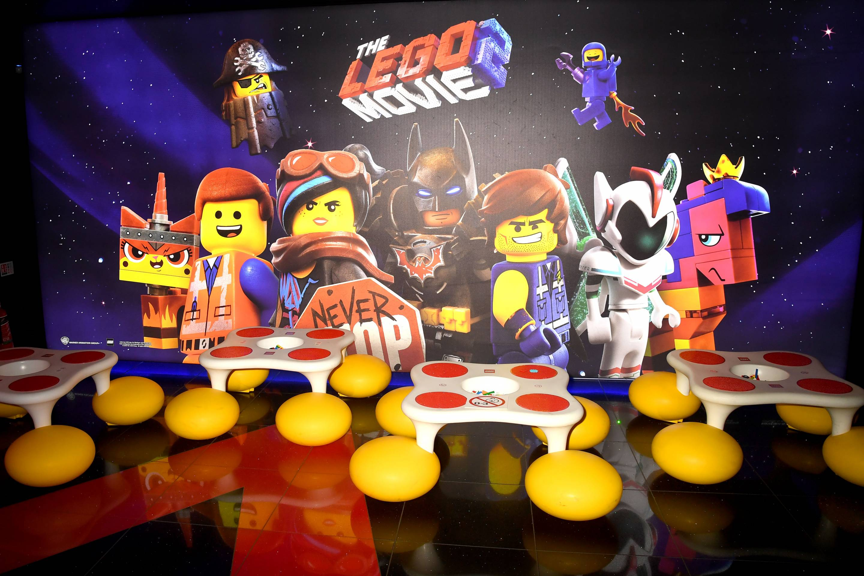 """""""The Lego Movie 2: The Second Part"""" Multimedia Screening"""