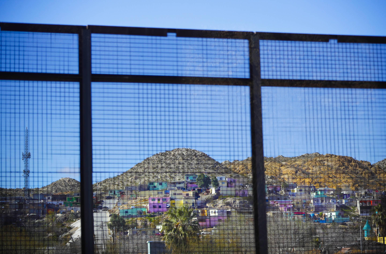 Acting Secretary of Defense Patrick Shanahan Visits Texas-Mexico border