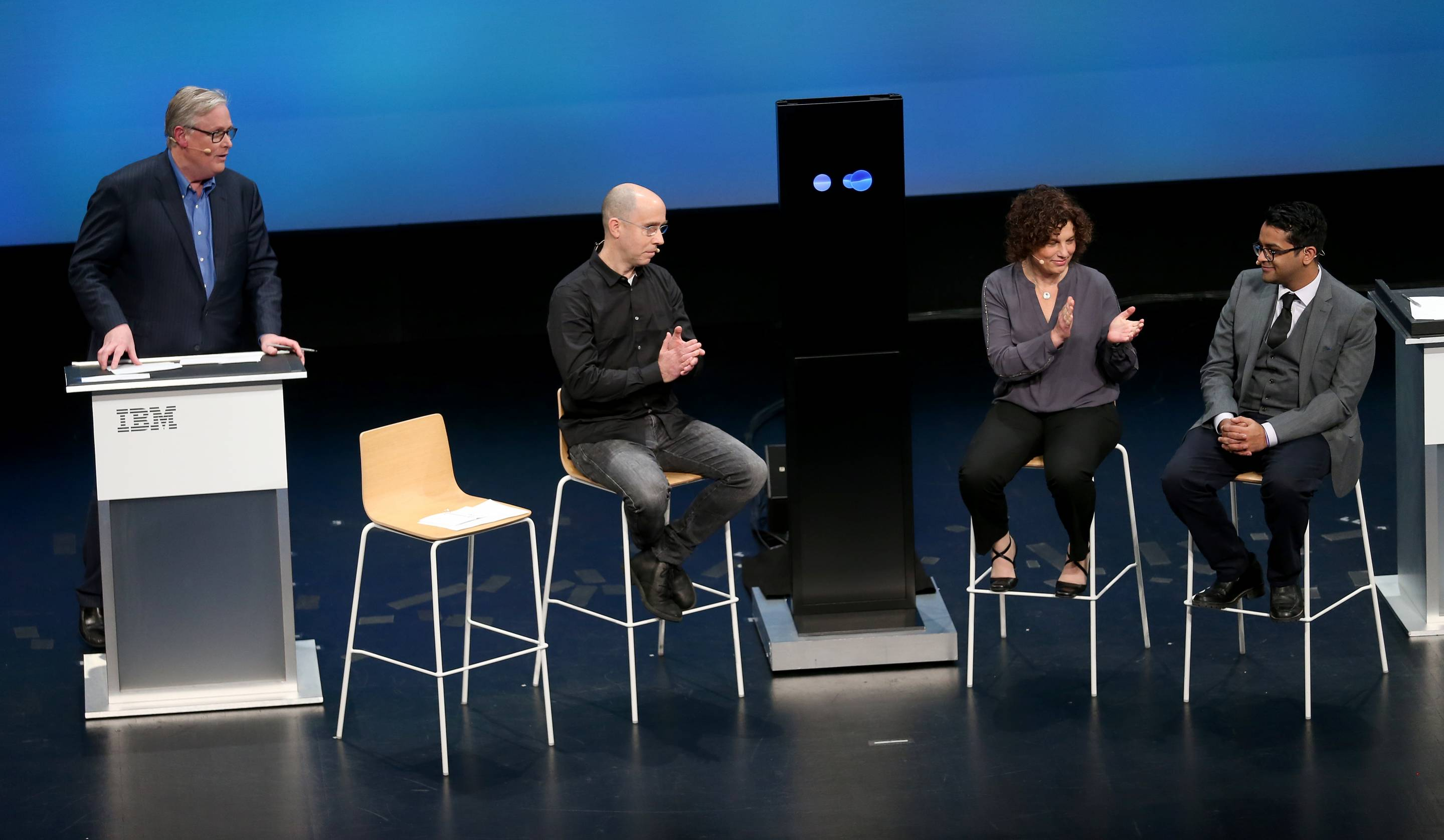 IBM Think 2019 Conference Artificial Intelligence Debate
