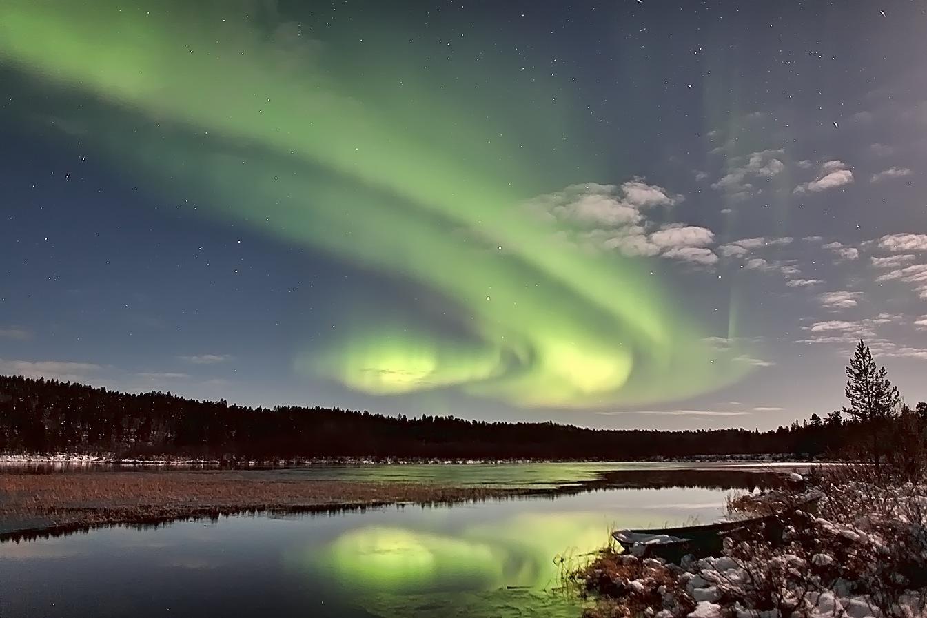 Aurora Photographer Andy Keen