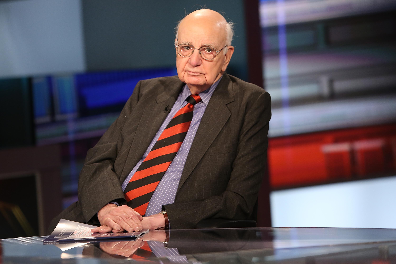 "Paul Volcker Visits FOX Business Network's ""CAVUTO: Coast To Coast"""
