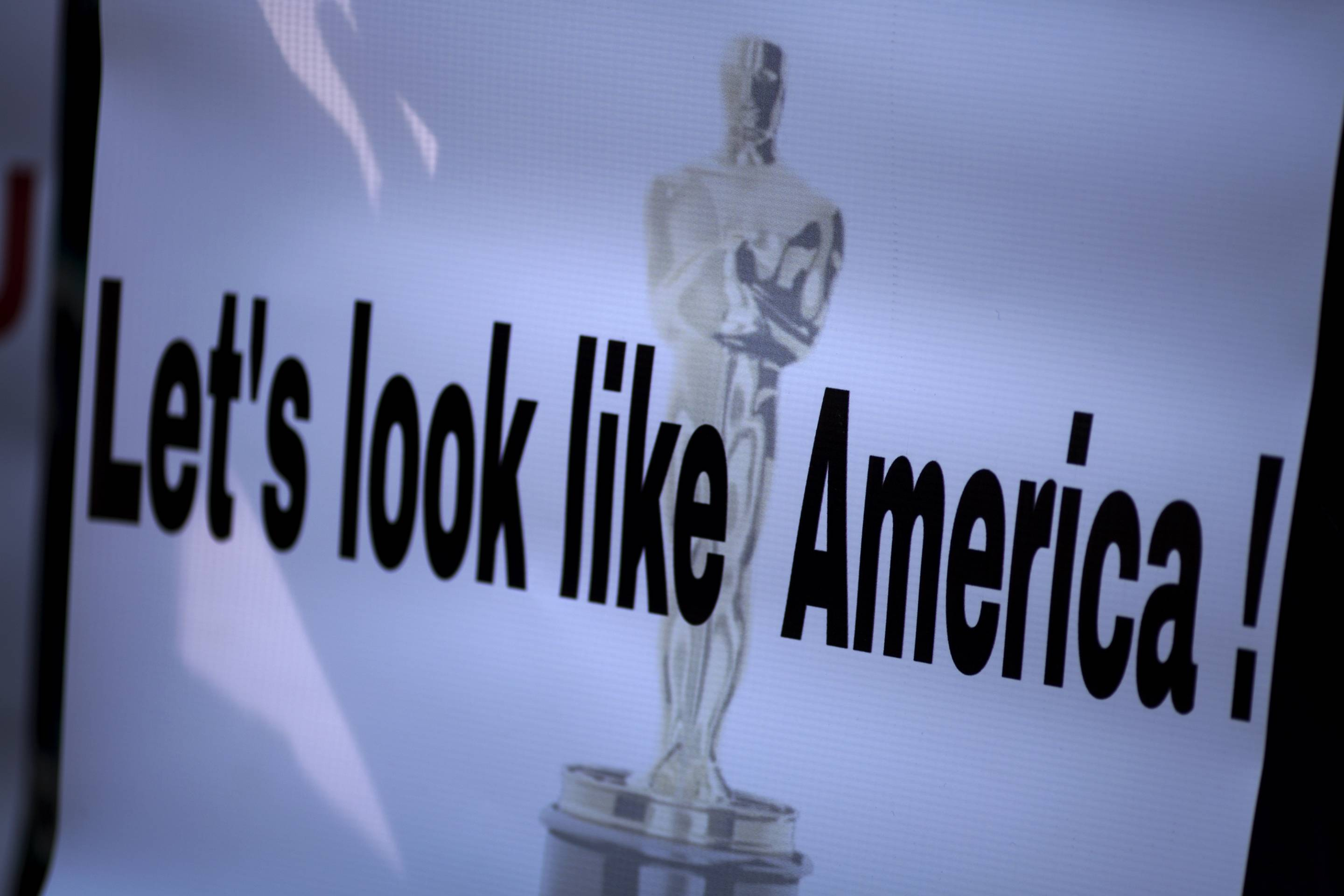US-OSCAR-PROTEST-politics
