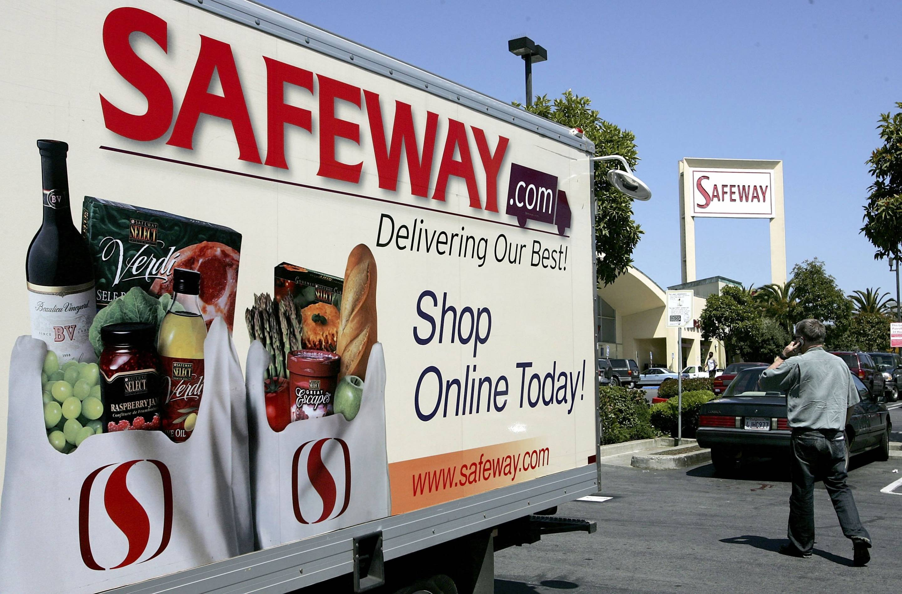 grocery delivery | Fortune