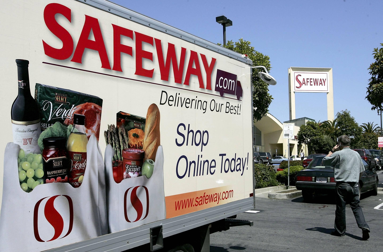 Safeway First Quarter Profits Rise Nine Percent
