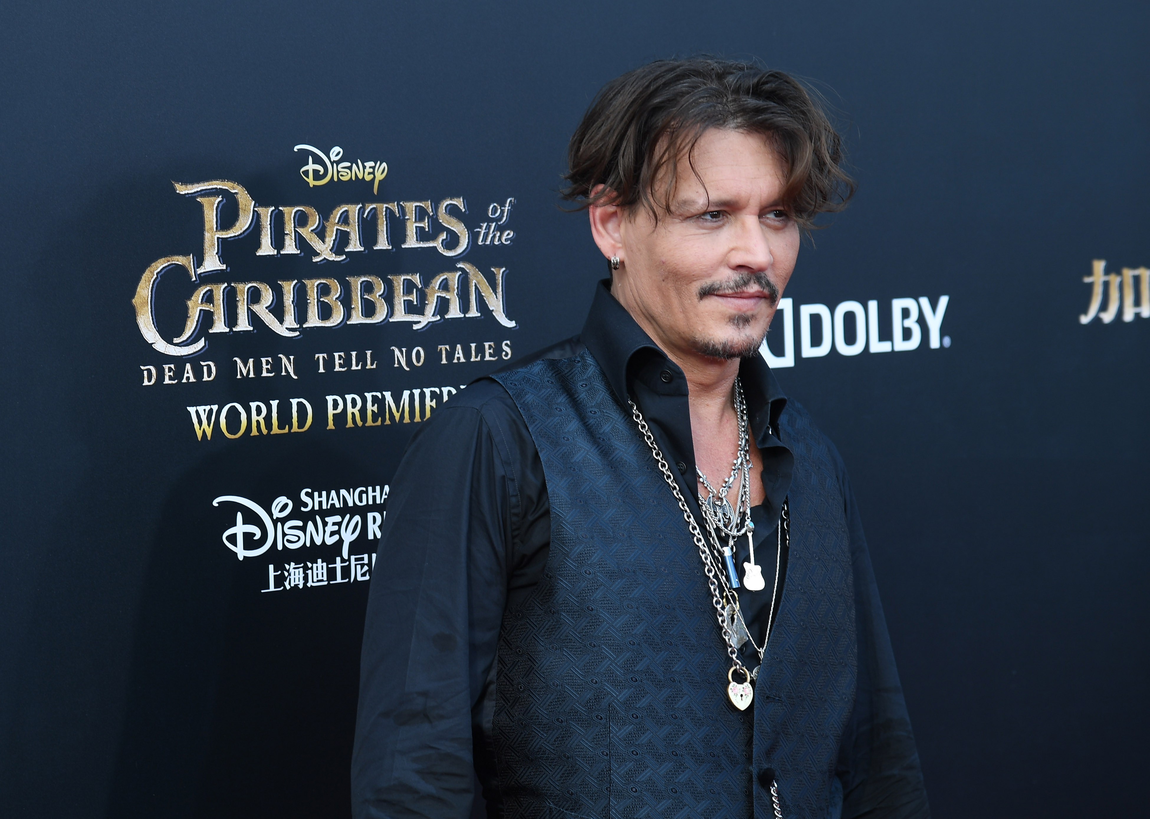 """Pirates Of The Caribbean: Dead Men Tell No Tales"" Shanghai Premiere"