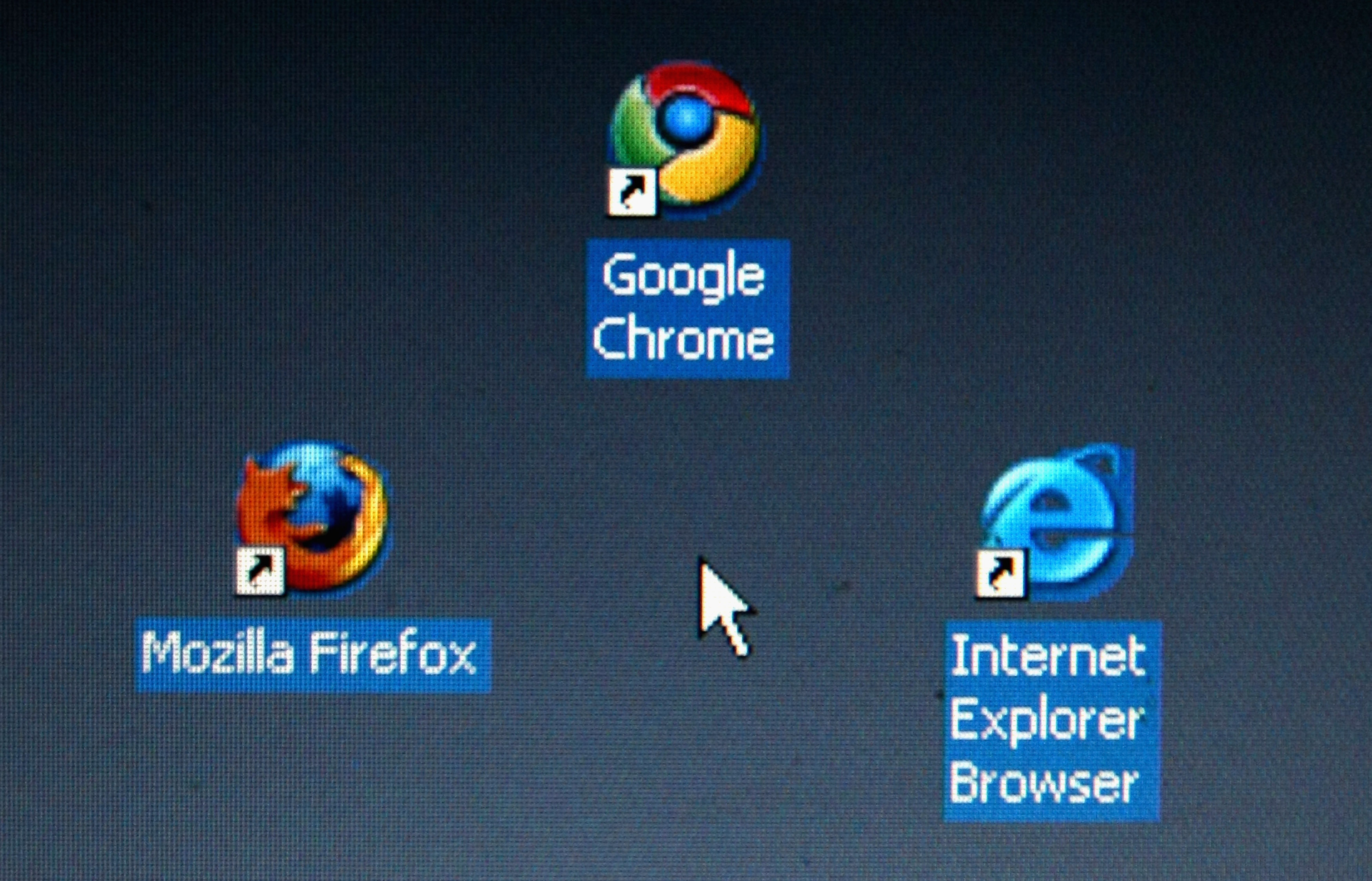 Microsoft: Stop Using Microsoft Internet Explorer   Fortune