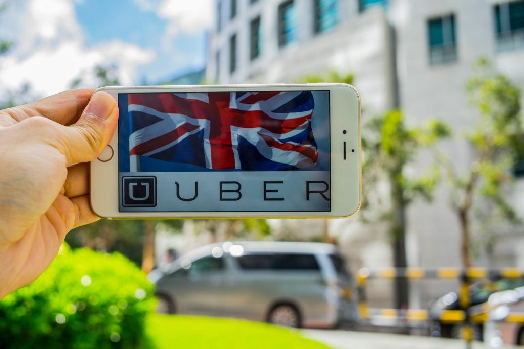 Uber Banned In UK