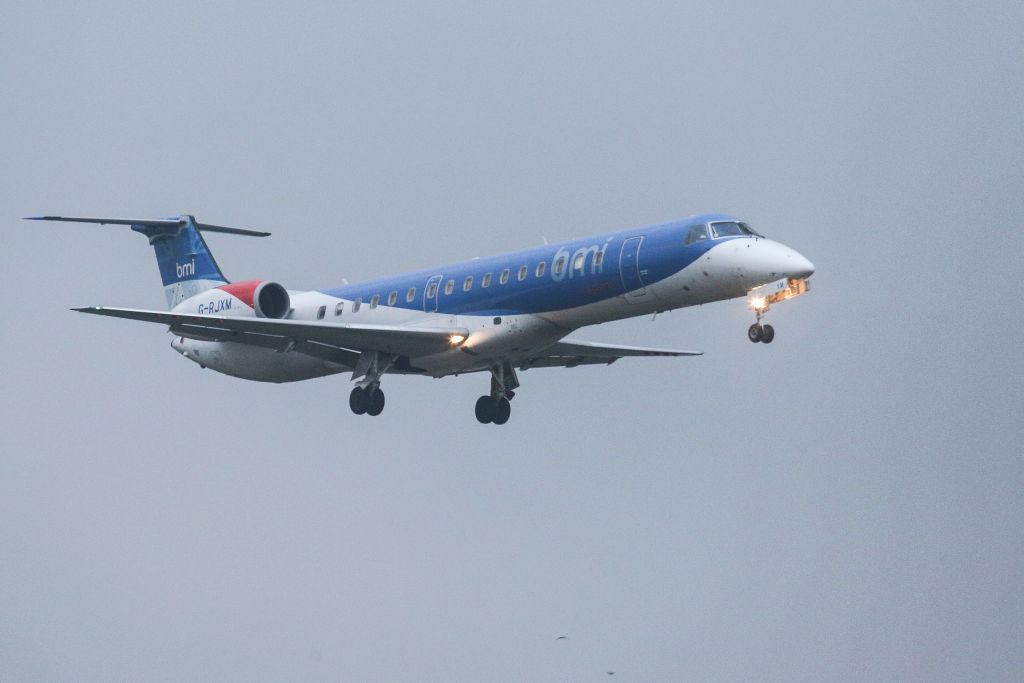 Plane comes off Bristol Airport runway after landing