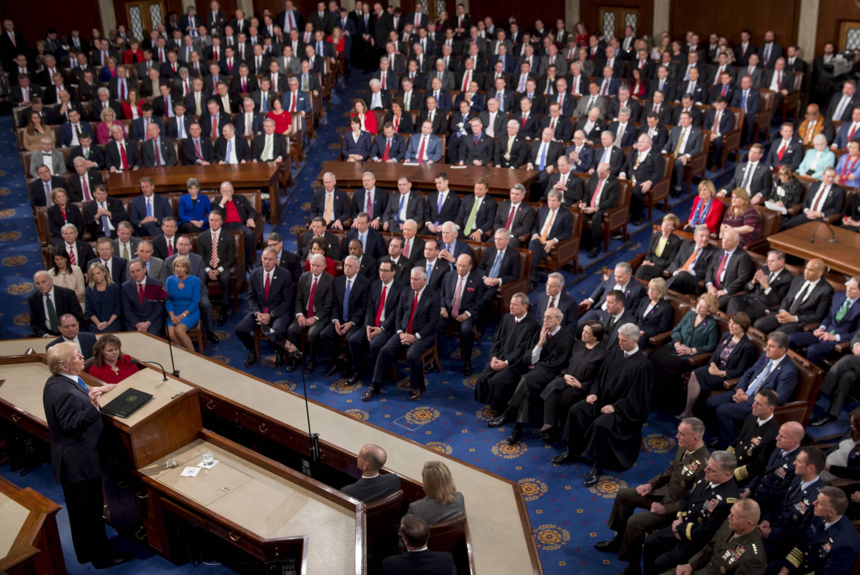 US-POLITICS-TRUMP-SOTU-government