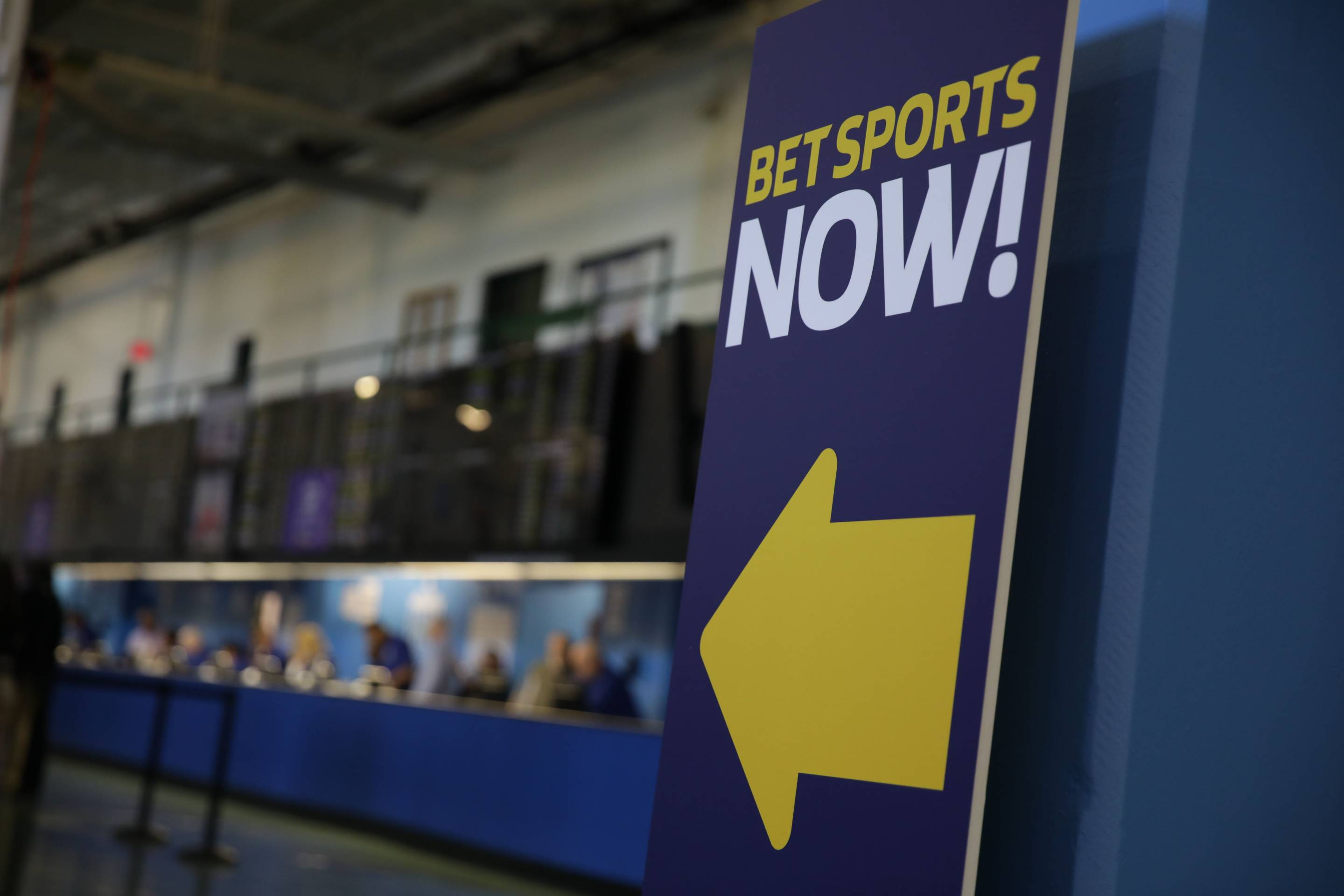 New Jersey legalized sports betting