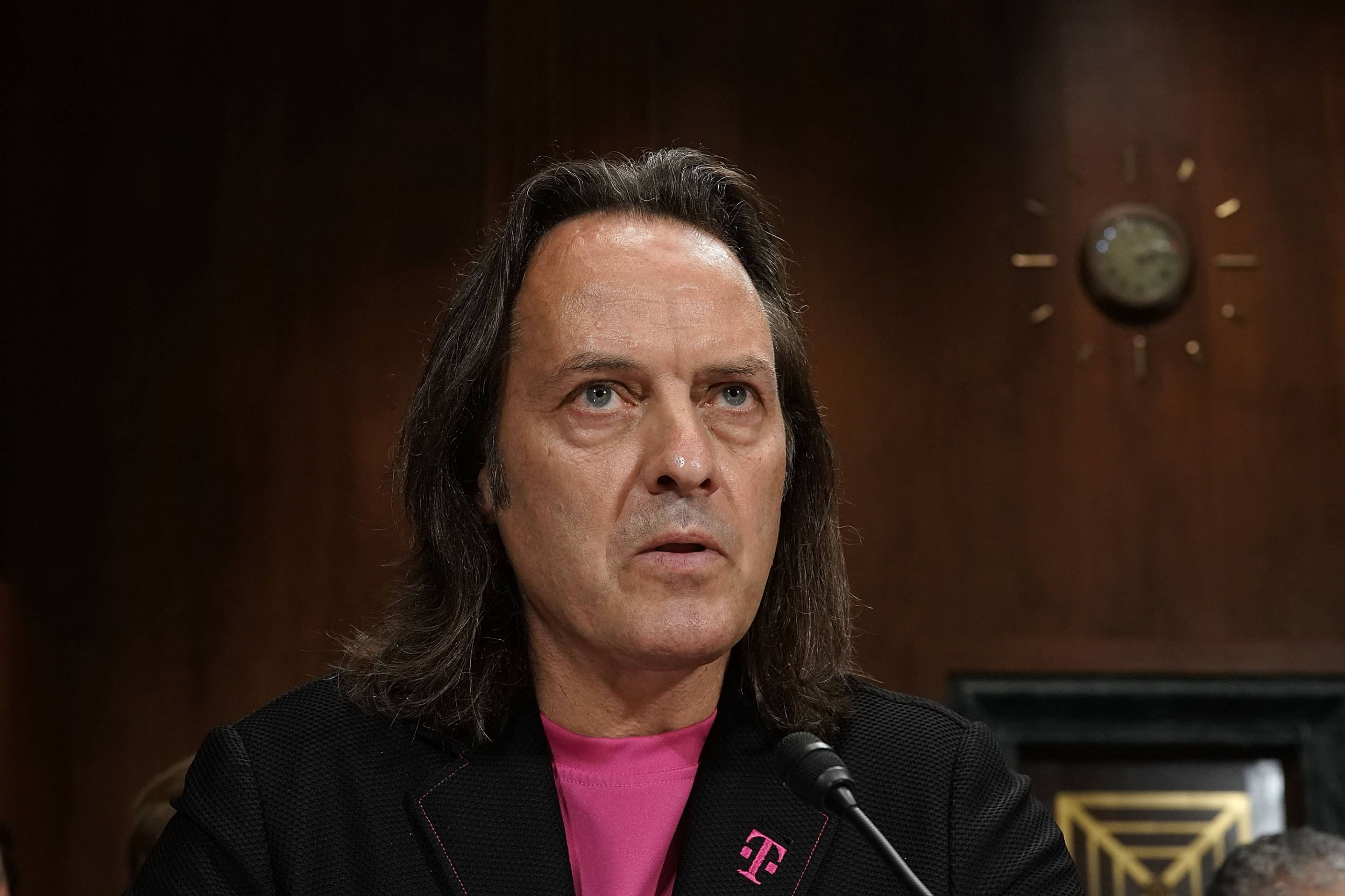 Senate Judiciary Committee Hears From CEO's Of Sprint And T-Mobile On Their Merger