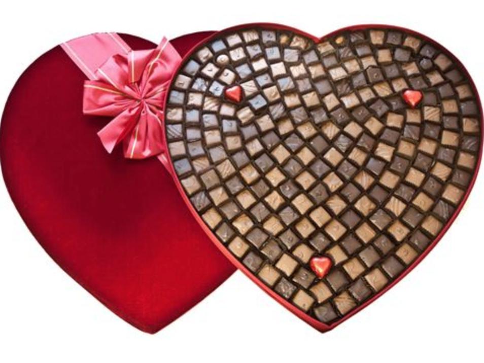Li-Lac Valentine's Day Heart / Li-Lac
