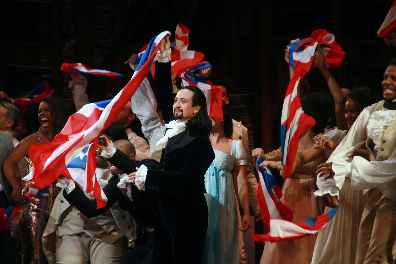 "Closing Night Of ""Hamilton"" In Puerto Rico"