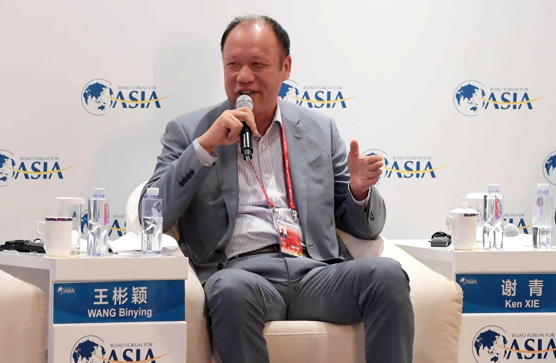 Ken Xie-fortinet-Boao