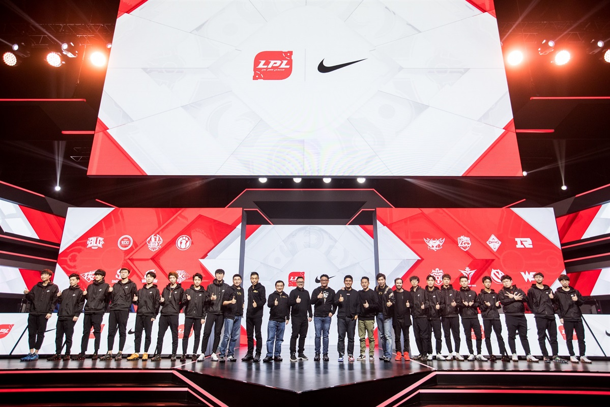 Nike Signs Four-Year Esports Sponsorship Deal | Fortune