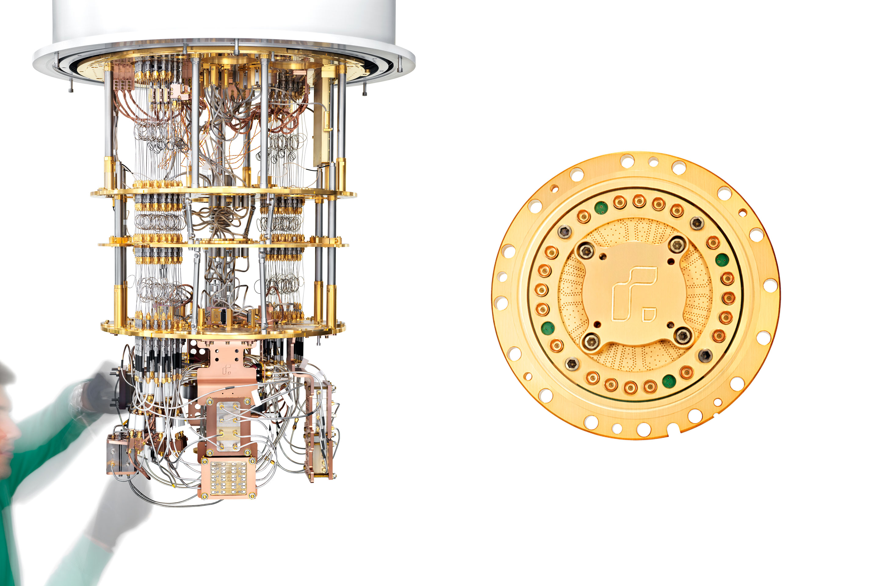 Quantum Computers: Here's What One Looks Like | Fortune