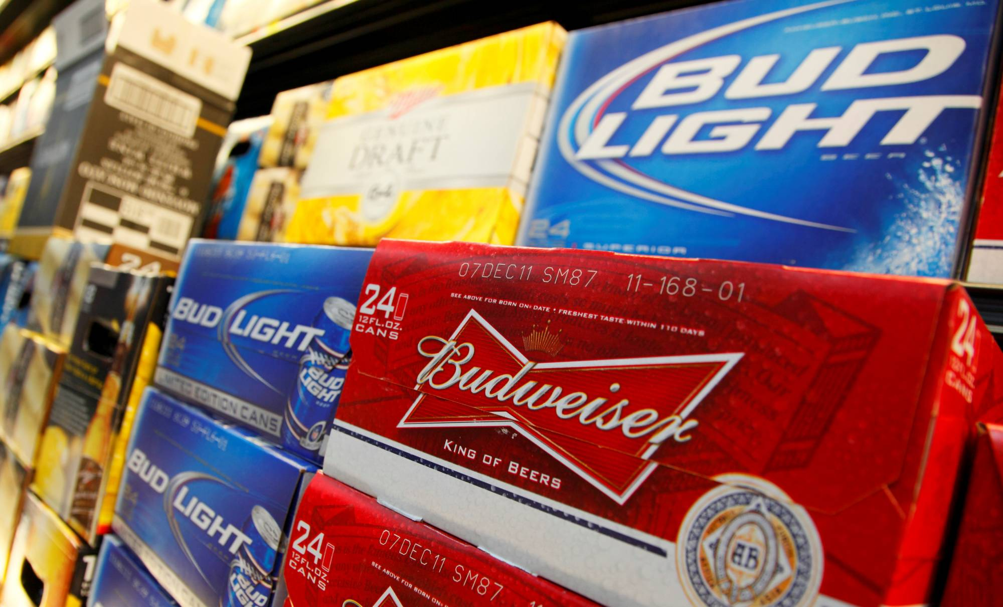 FROM THE FILES - ABINBEV DEAL
