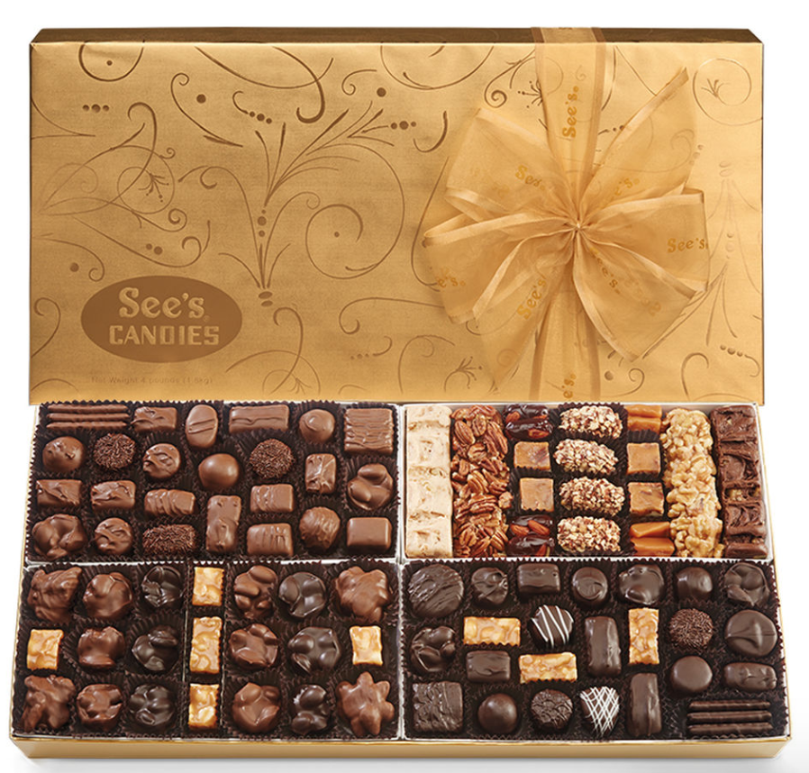 See's Candies Gift of Elegance