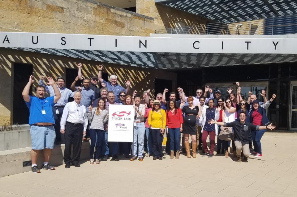 silicon labs-best workplaces texas 2019