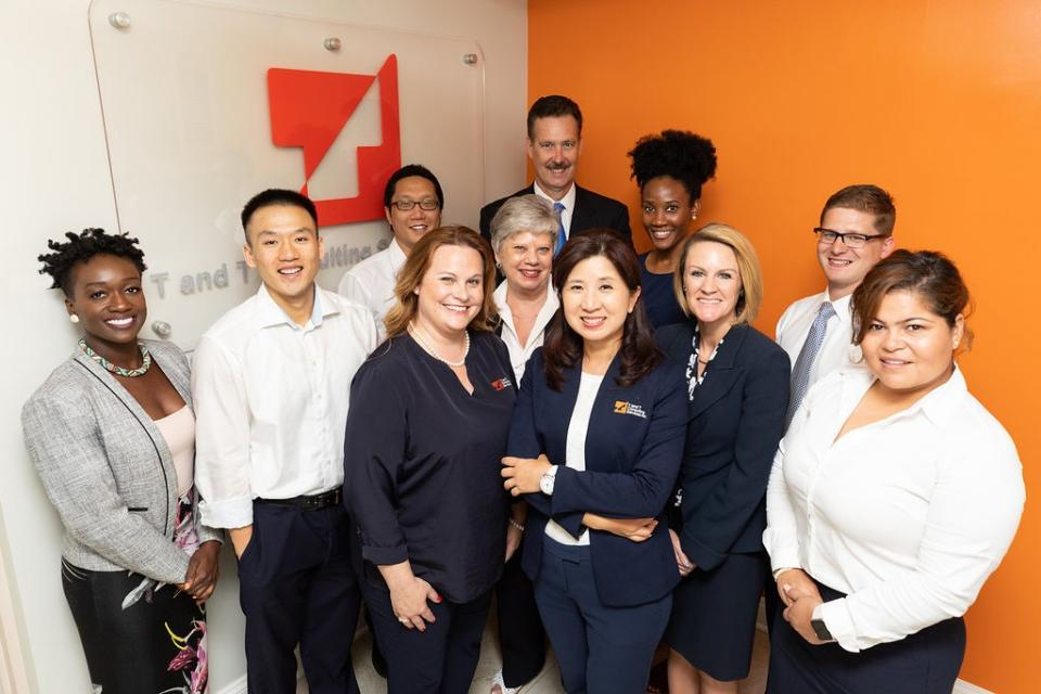 t and t consulting-best workplaces texas 2019