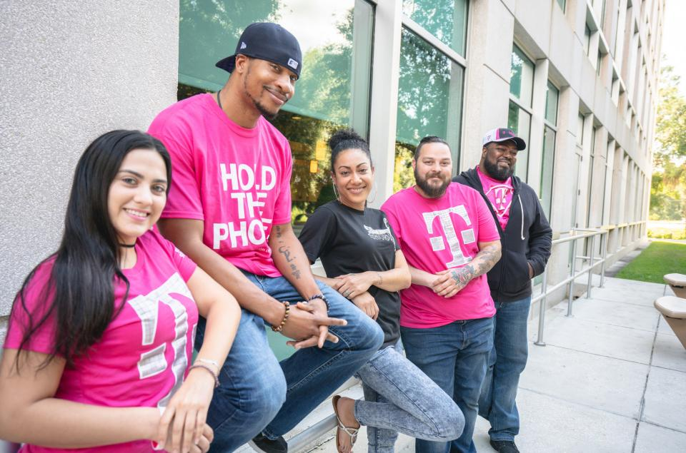t-mobile-best workplaces texas 2019