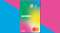 venmo rainbow debit card background