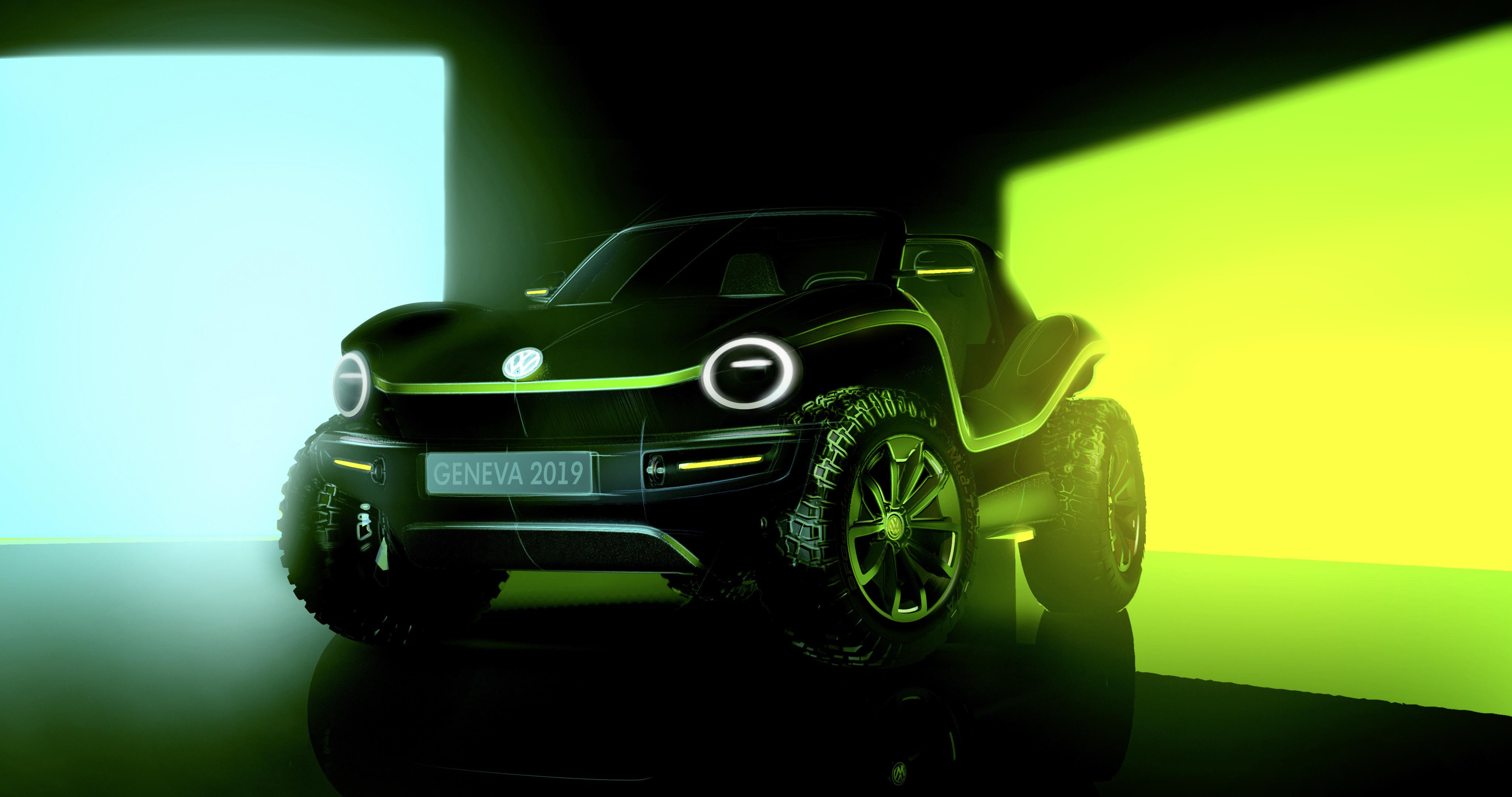 Volkswagen Showcar Geneva