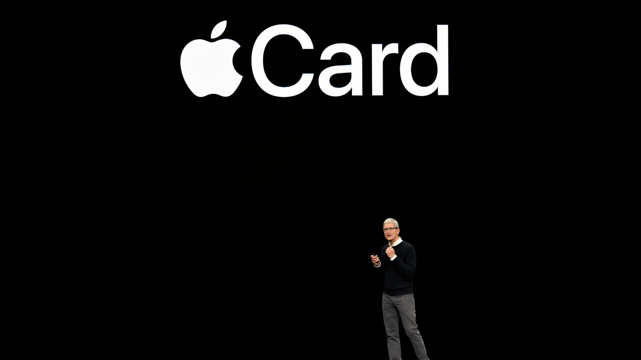 apple introduced its own credit card