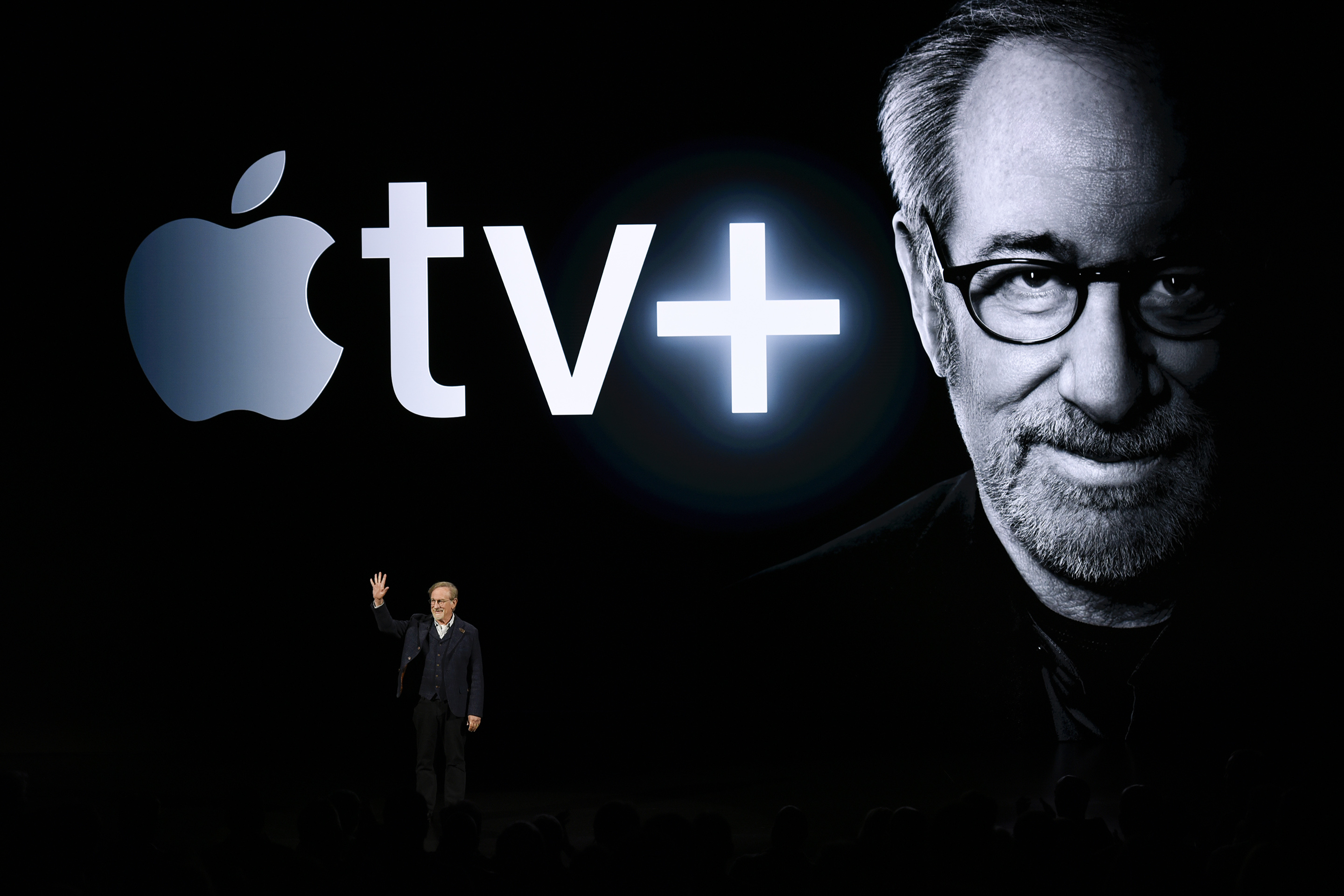apple tv steven spielberg