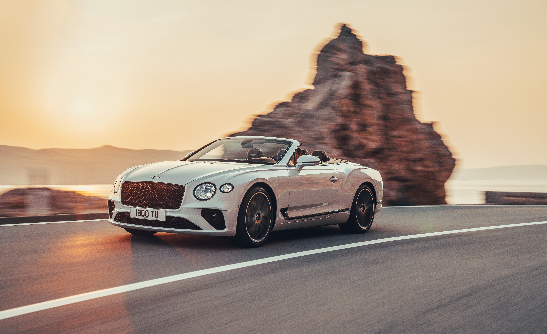 Bentley Continental Gt Convertible Flagship Droptop Fortune
