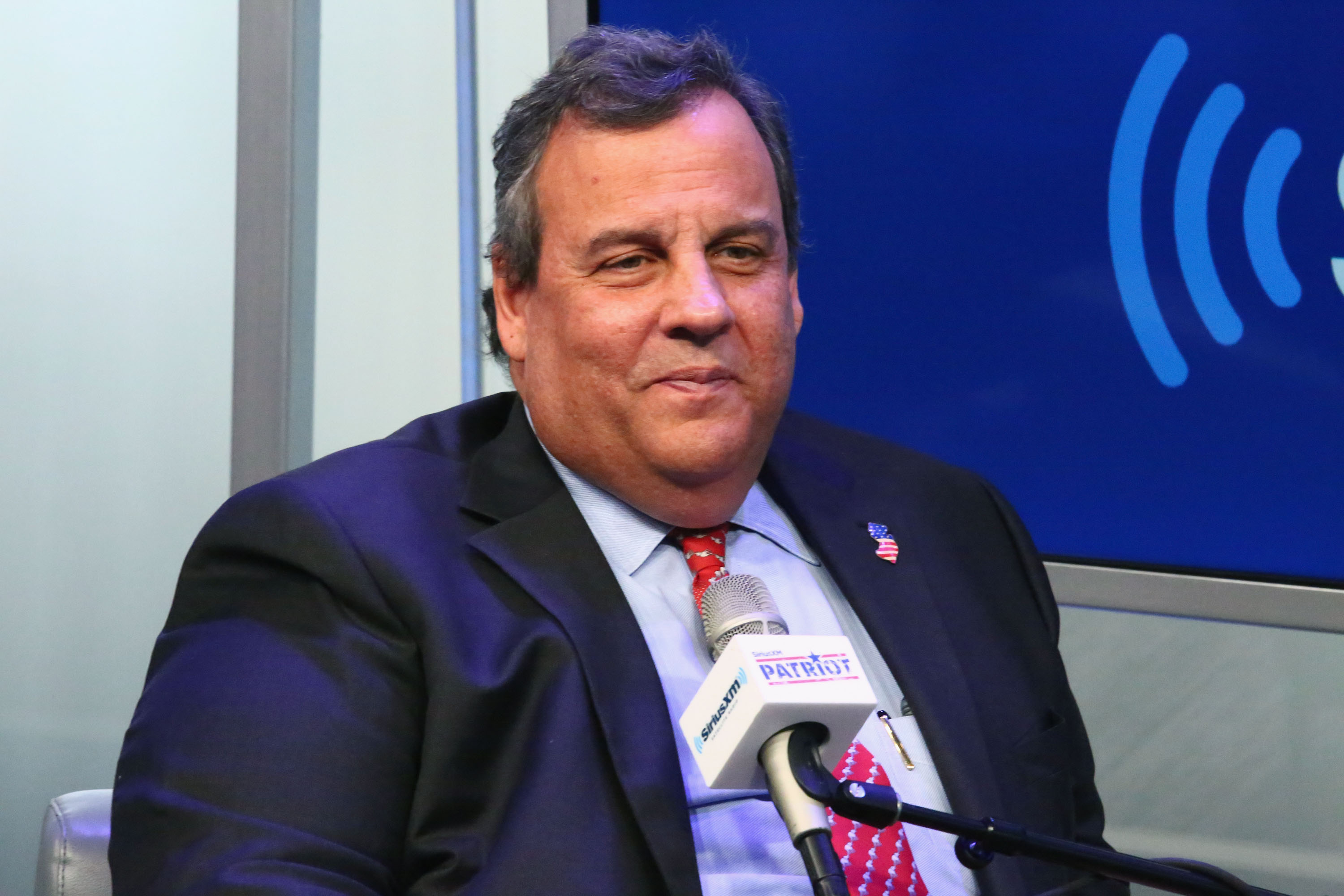 Fmr. Governor Chris Christie Joins SiriusXM Host David Webb For A Town Hall In New York