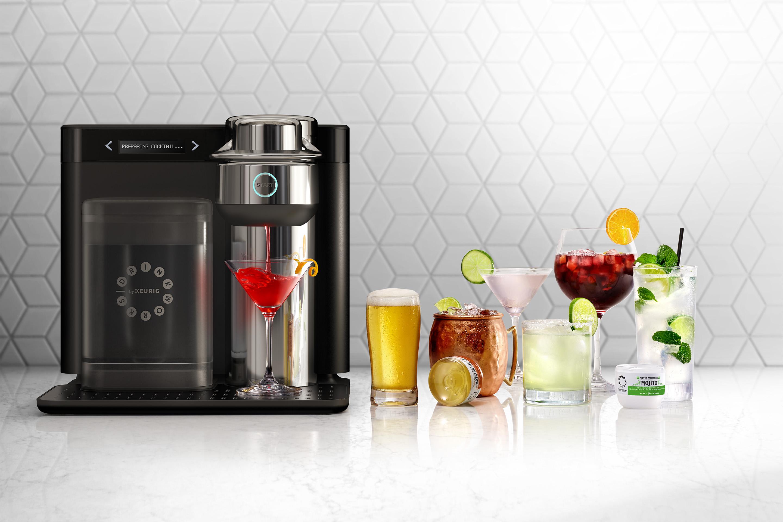 cocktails-Drinkworks-keurig- anheuser busch