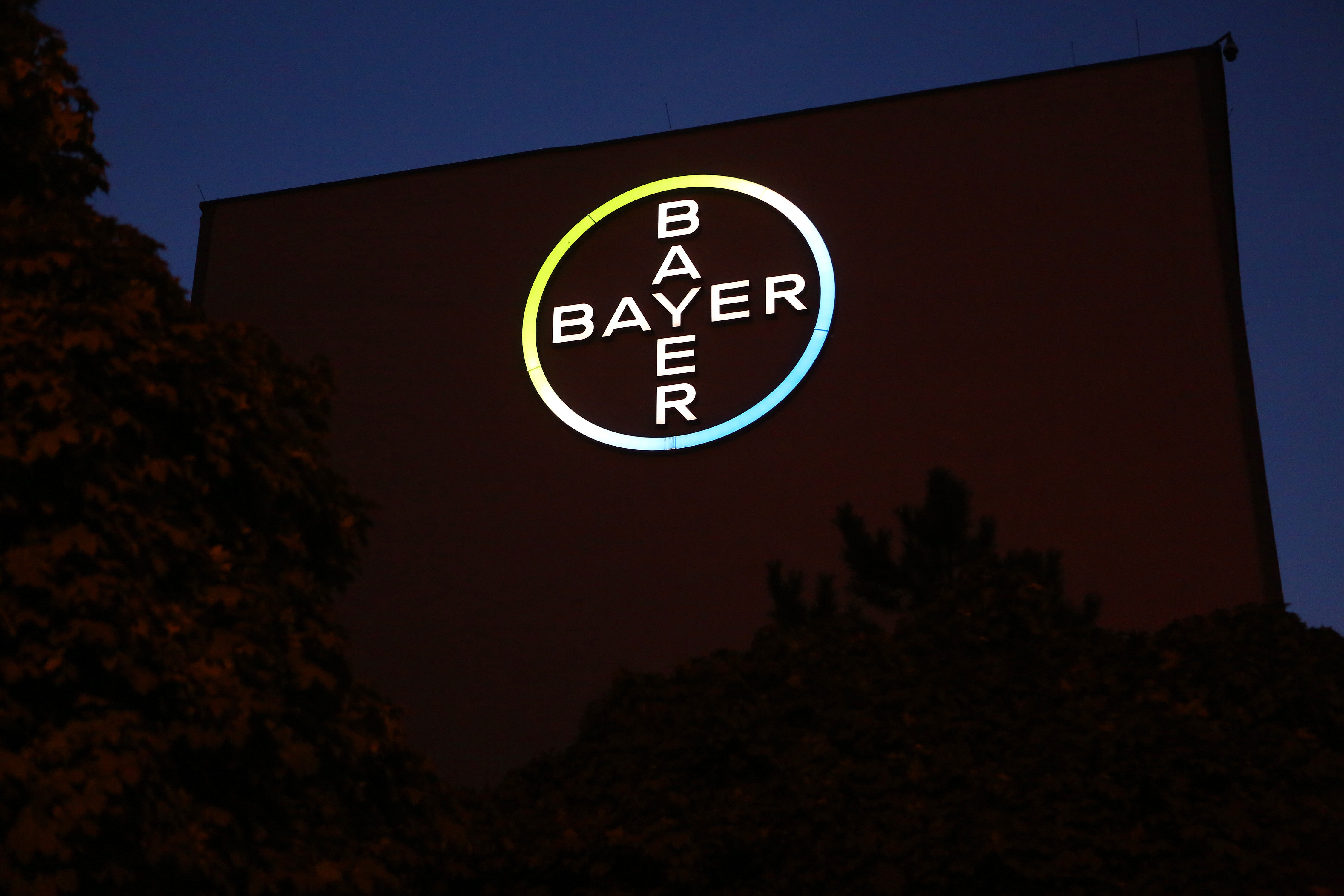 Bayer Pharma Building In Berlin