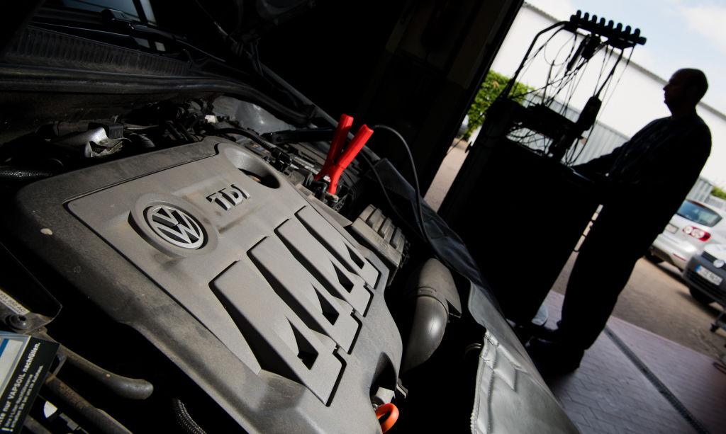 Volkswagen emission scandal - Callback