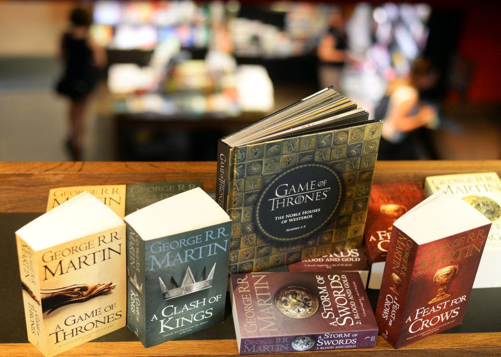 Literature in English booms