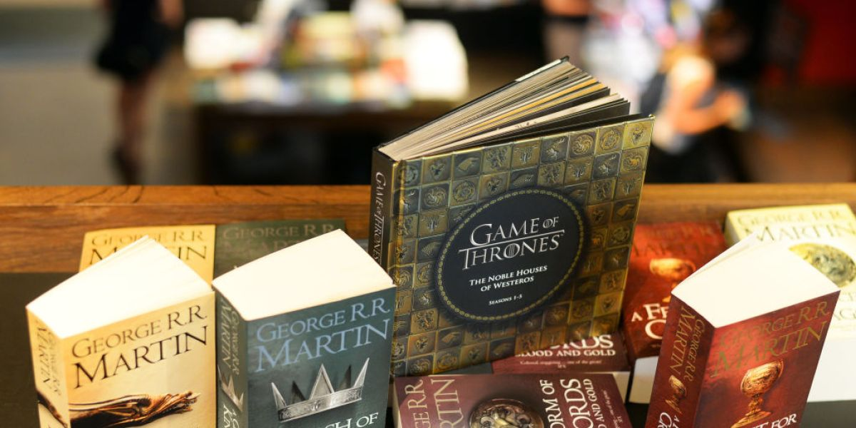 Game of Thrones: How to Read 'A Song of Ice & Fire' Books